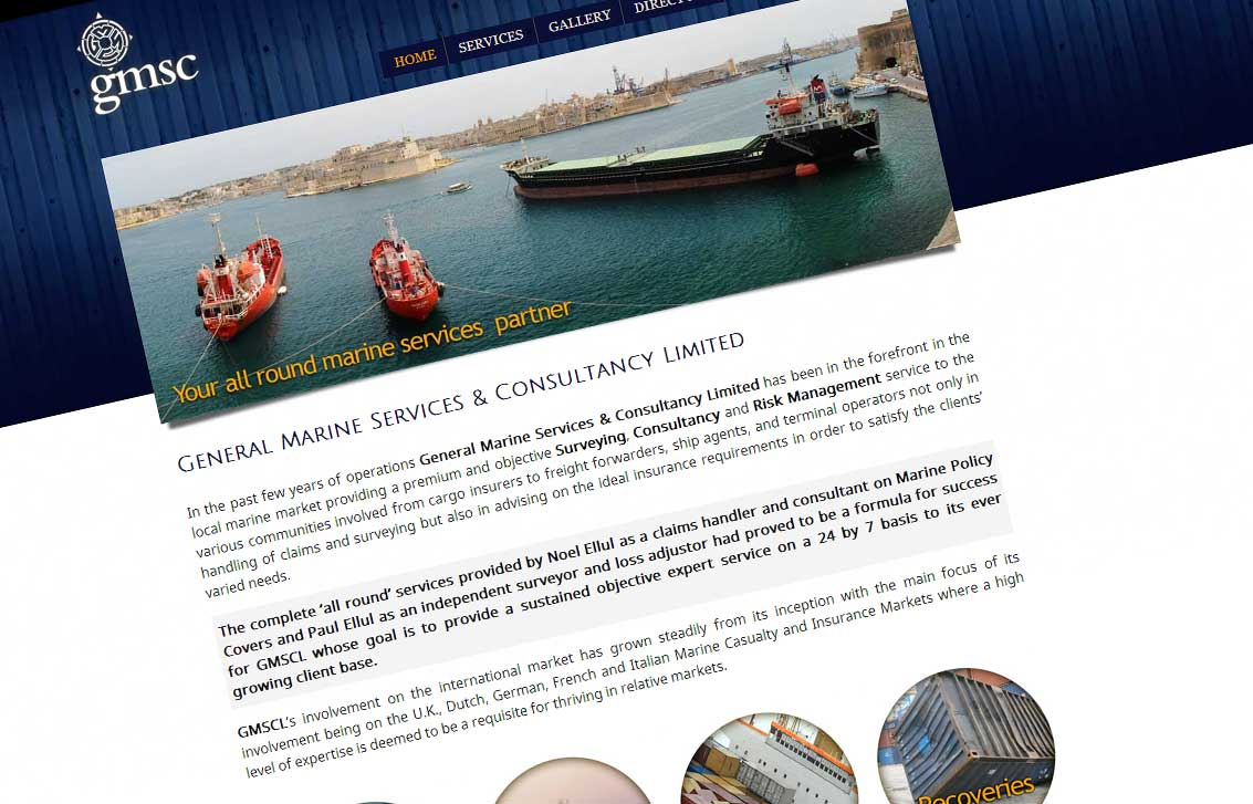 General Marine Services & Consultancy