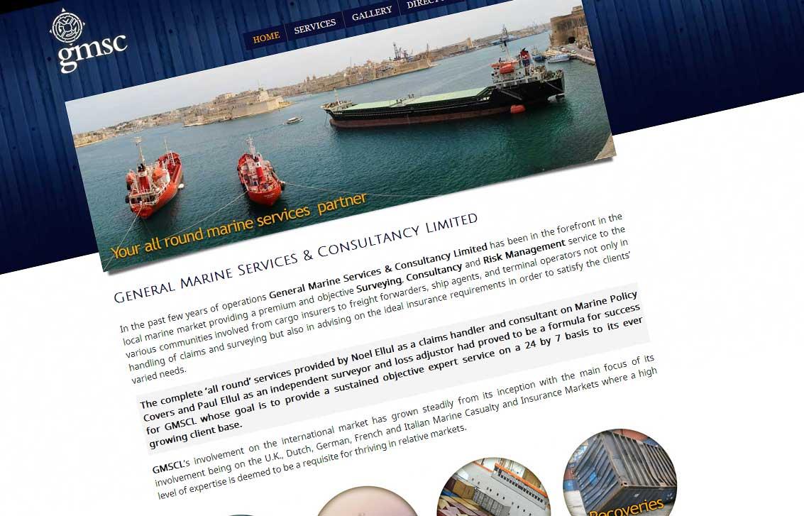 General Marine Services & Consultancy